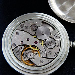 Pocket watch MOLNIJA SMERSH СМЕРШ COMMANDER DEATH TO SPIES GRU KGB USSR