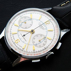 Brand NEW Plastic Glass for Russian chronograph STRELA, SEKONDA, POLJOT 3017 1-MWf